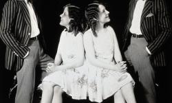 La increíble historia de las verdaderas hermanas siamesas Daisy y Violet Hilton (4)