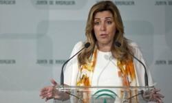 SUSANA DÍAZ PRESIDE TOMA DE POSESIÓN DEL NUEVO RECTOR DE LA UNIVERSIDAD DE ALMERÍA