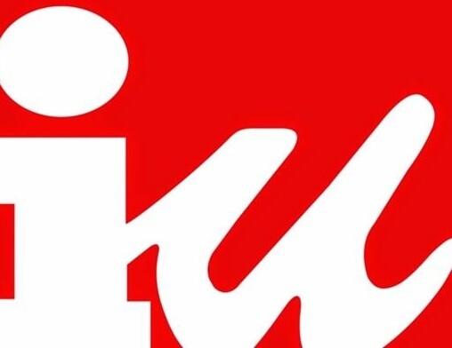 Logo de Izquierda Unida.