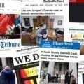 Los medios de Estados Unidos celebraron la aprobación del matrimonio gay en todo el país (10)