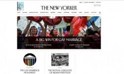 Los medios de Estados Unidos celebraron la aprobación del matrimonio gay en todo el país (3)
