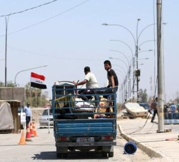 Más de 276.000 personas fueron desplazadas entre abril y junio.