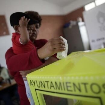 Más de 83 millones de mexicanos están llamados a las urnas en la jornada de hoy.