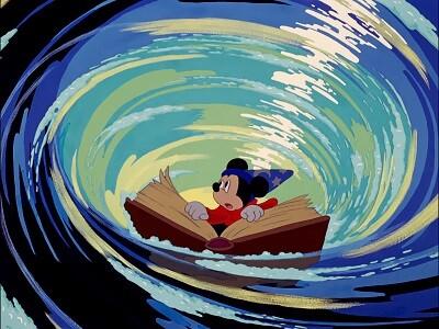 Mickey Mouse es protagonista de uno de los pasajes de ' class=