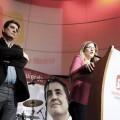 Miembros de la ejecutiva de IU de Madrid.