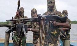 Miembros del grupe yihadista Boko Haram