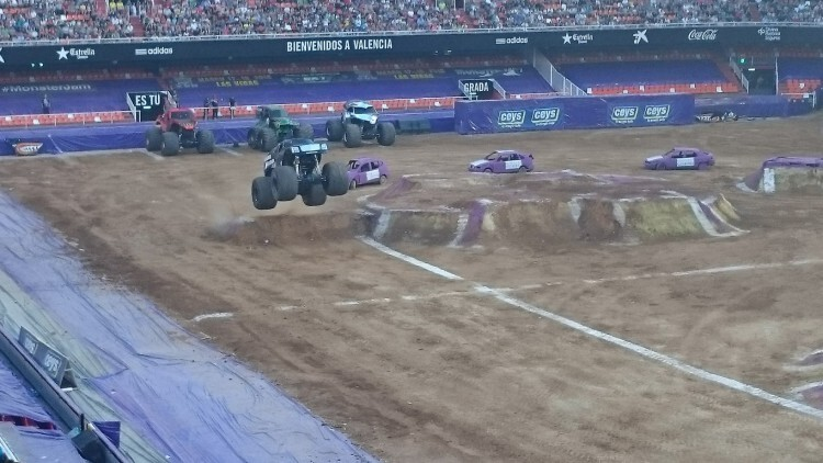 Monster Jam Valencia (13)