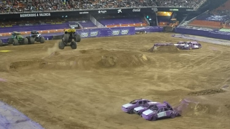 Monster Jam Valencia (19)