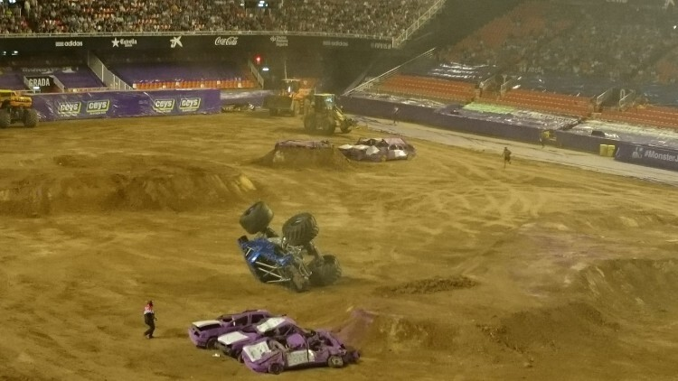 Monster Jam Valencia (23)
