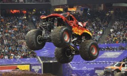 Monster Jam valencia