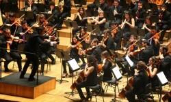 Orquesta de la Universitat.