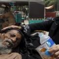 Persiste la ola de calor en Pakistán.