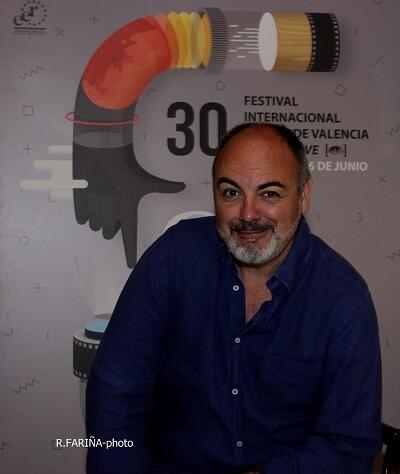 Rafael Maluenda, director de Cinema Jove.