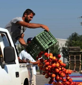 Rusia impuso en agosto de 2014 un embargo sobre la mayoría de los productos alimentarios procedentes de los países que aplican sanciones contra ella (foto de archivo)