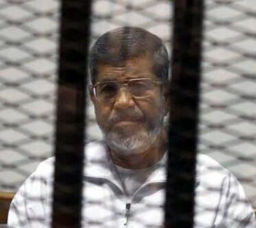 Se confirmó la pena de muerte contra el derrocado presidente egipcio Mohamed Morsi.