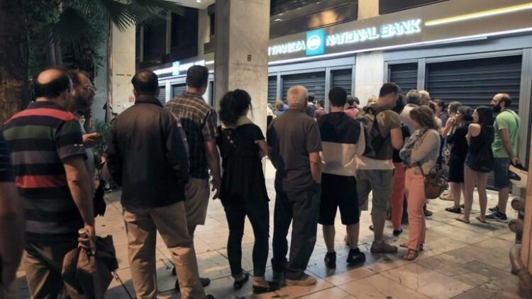 Se desploman las bolsas europeas ante el temor de que Grecia salga de la zona euro (1)