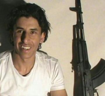 Seifeddine Rezgui, el autor del atentado en Túnez.