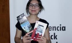 Silvia Orta suscriptora ganadora del premio mensual de Valencia Noticias.