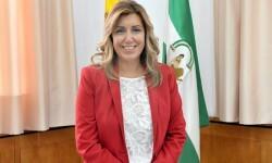 Susana Díaz en una foto oficial.