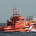 Una de las patrullas que participaron en el rescate.