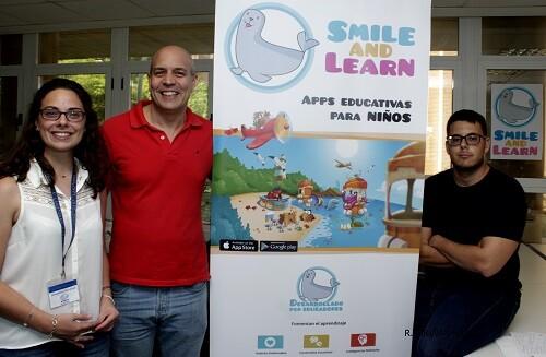 Una editorial digital con aplicaciones para niños de 2 a 10 años.