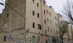 Una imagen de viviendas de uso social.