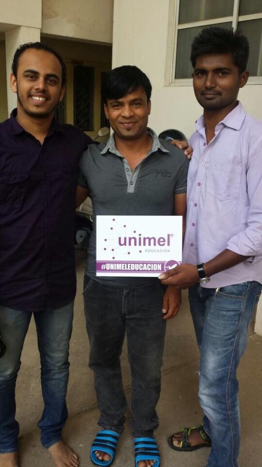 Unimel educación desarrolla proyecto educativo europeo en la india (2)