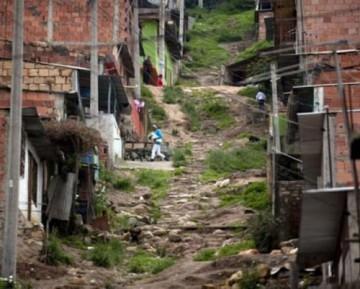 Viviendas de ciudadanos venezolanos en situación de pobreza