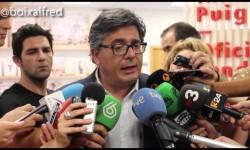 Comienza la cuenta atrás y la Presidencia de la Generalitat aún no tiene cara