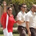 Isabel Pantoja sale de la carcel para disfrutar de su primer permiso penitenciario