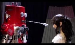 Japón celebró el primer matrimonio entre robots