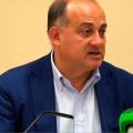 Joan Calabuig comenta ante los medios las medidas adoptadas por la Junta de Gobierno sobre varias contratas.