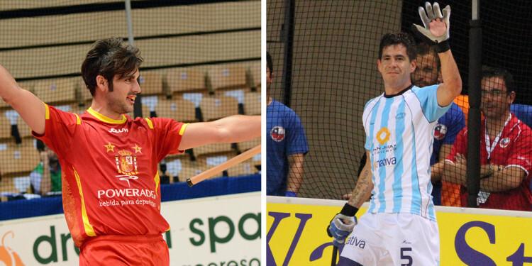 España y Argentina lucharán por el Mundial de Hockey sobre patines