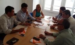 reunión grupo municipal cs