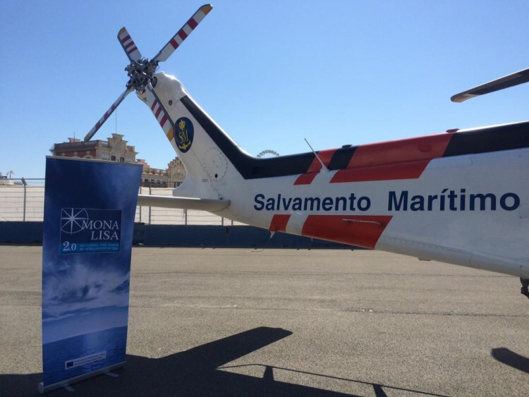 Helicóptero de Salvamento Marítimo, Helimer.