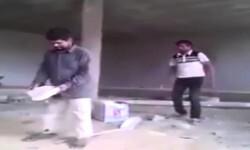 Vídeo viral: la graciosa y pesada broma a un compañero de trabajo