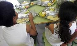 0701.niños de espaldas en un comedor