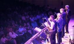 XIX Seagram's Gin Jazz festival The Cookers Palau de la Música