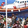 1.800 fueron rescatados el lunes.