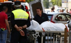 Uno de los fallecidos en el tiroteo de Rafelbunyol. | Efe