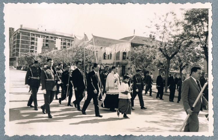 1964. Festes a Sant Expedito Màrtir. València. A. P. R. S.
