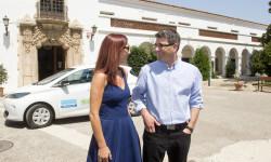 La Diputación adquirirá coches ecológicos para su flota móvil. Foto: Abulaila