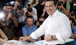Alexis Tsipras, primer ministro griego.