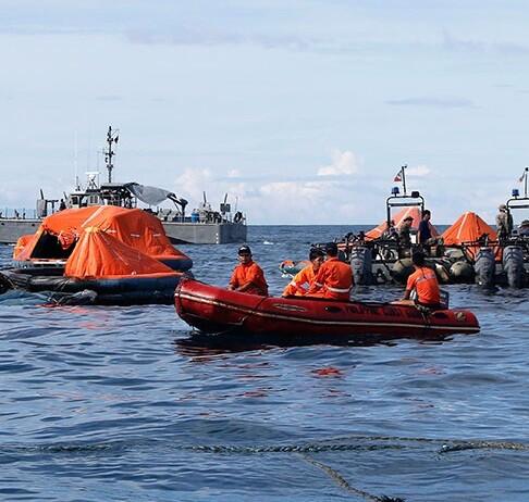 Alrededor de 118 supervivientes fueron rescatados.
