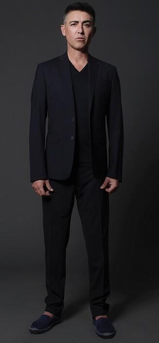 Angel Garó en una imagen promocional de su nuevo espectáculo.
