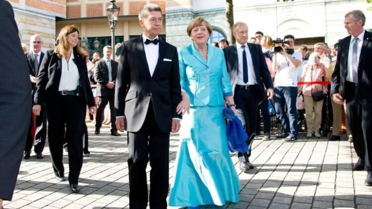Angela Merkel, se desmayó en un entreacto de la ópera (2)