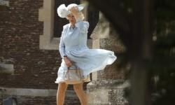 Así fue el bautismo de la princesa Charlotte de Cambridge (1)