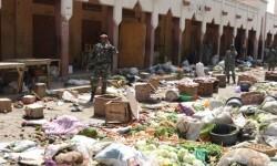Atentando en el Chad con 14 muertos.