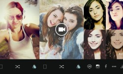 B612, la aplicación de selfies supera los 50 millones de descargasy se posiciona como una de las apps favoritas de este verano