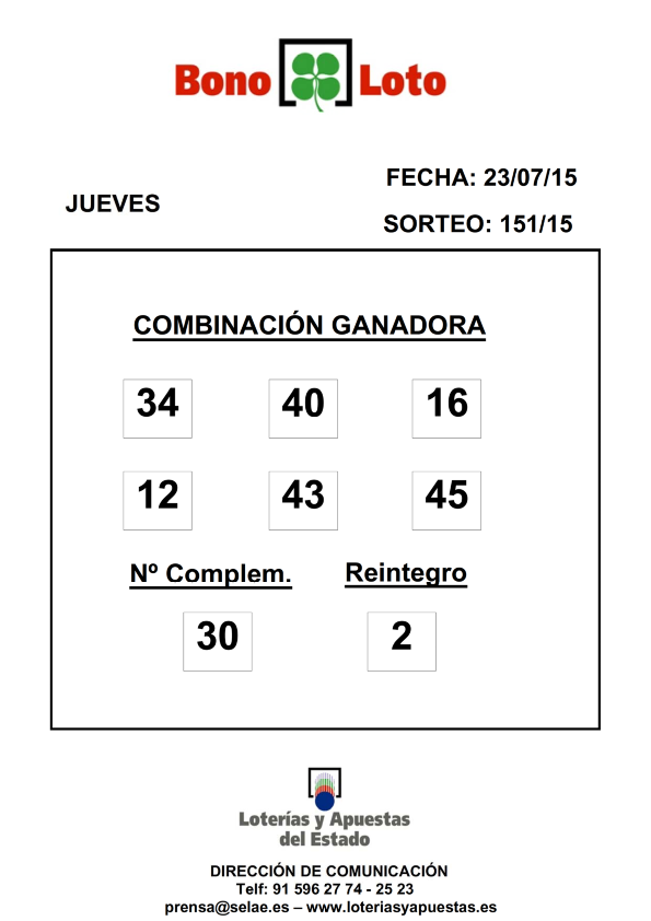 COMBINACION_GANADORA_DE_BONO_LOTO DE FECHA _23_7_15_001